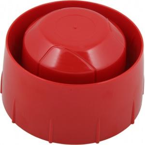 Аналогово-адресируема сирена за директно свързване в кръга, Червена System Sensor WMSOU-RR-P01