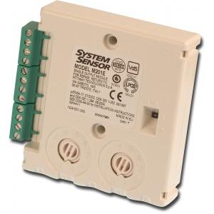 Адресируем модул за свързване на конвенционални детектори,вграден изолатор System Sensor M210E-CZ