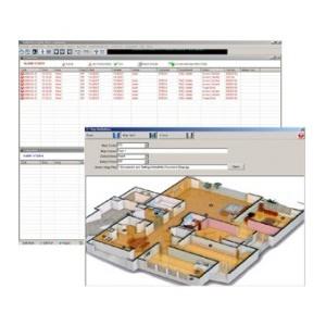 Софтуер за Контрол на достъп и Работно време DUAL PRO I