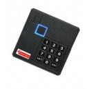 125 kHz ASK (EM) Самостоятелен терминал с четец и клавиатура за контрол на достъп за една врата HEL0014