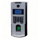 Видеодомофон-терминал за работно време с биометричен контрол на достъп F701