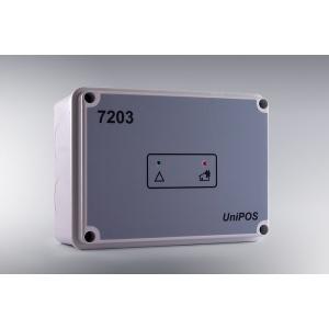 Входно-изходно устройство FD7203 - 3 входа / 6 изхода