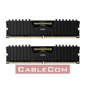 Памет 2x8GB DDR4 3000 Corsair Vengeance LPX - CMK16GX4M2B3000C15
