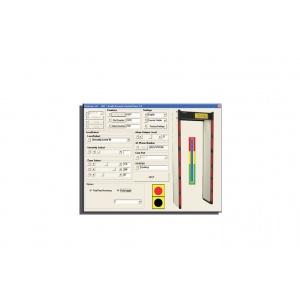 Софтуер за контрол на достъпа – метал детектор Elektral SRC-SCADA