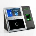 Мулти-биометричен терминал за контрол на достъп и работно време, базиран на лицево разпознаване Face302